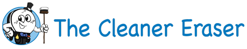 The Cleaner Eraser Logo
