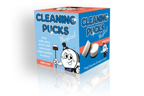 Cleaning Pucks 2 pack